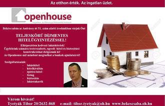 3. kép   díjmentes hitelügyintézés   Eladó Társasházi lakás, Békéscsaba (#146030)