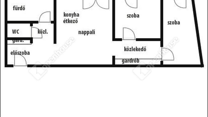 1. kép | Eladó Társasházi lakás, Sárvár (#127089)