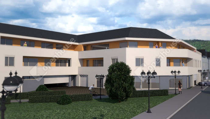 2. kép   Eladó új építésű, smart home, okos lakások Székesfehérvár belvárosánál   Eladó Társasházi lakás, Székesfehérvár (#130263)
