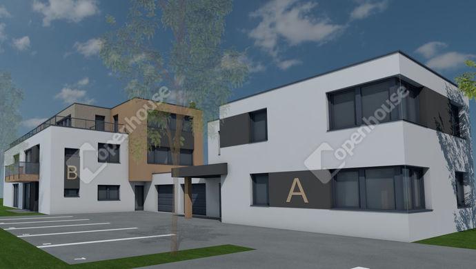 1. kép   Eladó új építésű tásrsasházi lakás, Székesfehérvár   Eladó Társasházi lakás, Székesfehérvár (#149405)