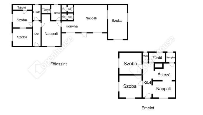 2. kép | Eladó Családi ház, Szirmabesenyő (#132768)