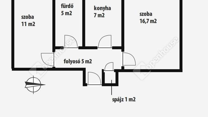 2. kép | Eladó Társasházi lakás, Nagykanizsa (#144105)
