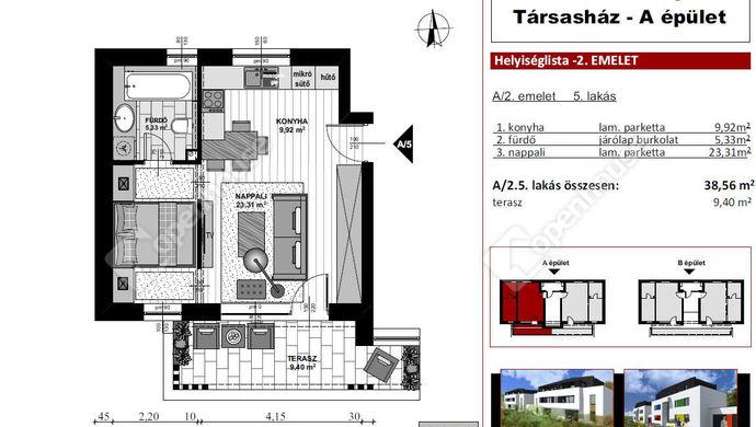 6. kép | Eladó Társasházi lakás, Szombathely (#136063)