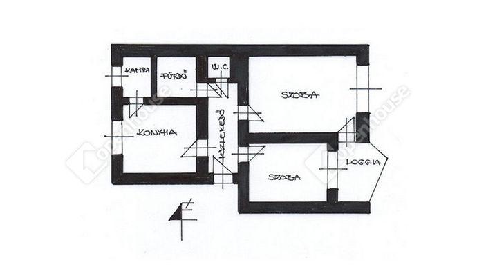 2. kép | Eladó Társasházi lakás, Miskolc (#137788)