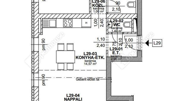 3. kép   Eladó Társasházi lakás, Mosonmagyaróvár (#136636)