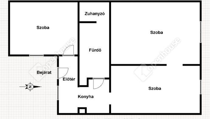 4. kép   Eladó Társasházi lakás, Szombathely (#152451)