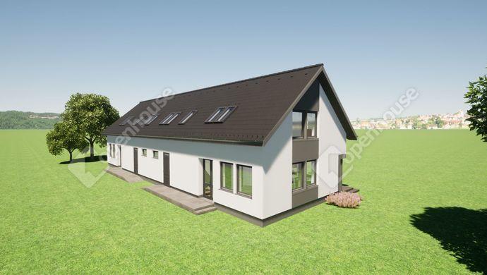 4. kép | Bodajk újépítésű ikerház eladó | Eladó Ikerház, Bodajk (#152437)