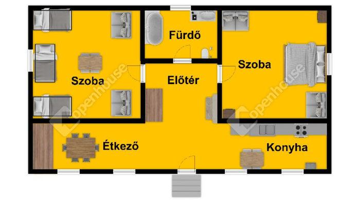8. kép   Eladó Családi ház, Sirok (#143751)
