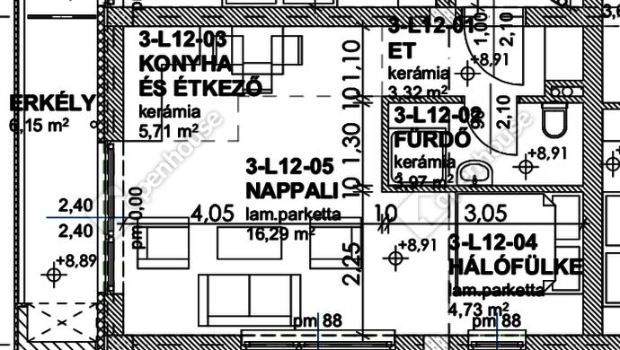 5. kép | Eladó Társasházi lakás, Tatabánya (#139469)