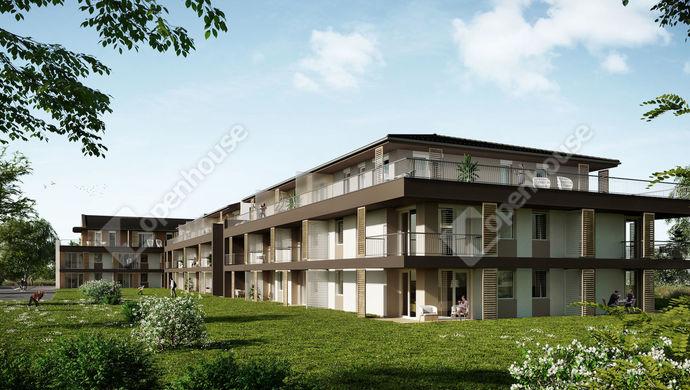 1. kép | Eladó Kertkapcsolatos társasházi lakás, Komárom (#136683)