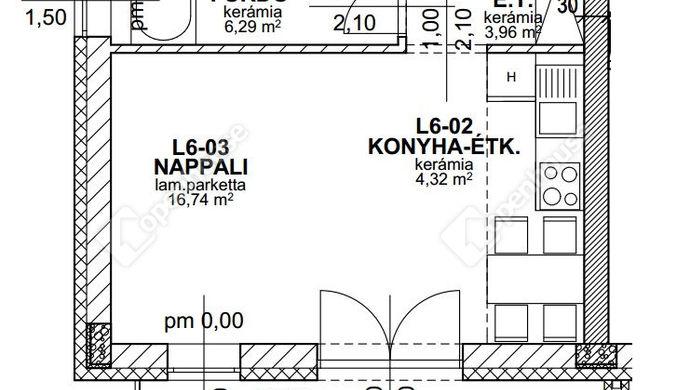 1. kép | Eladó Társasházi lakás, Mosonmagyaróvár (#141196)