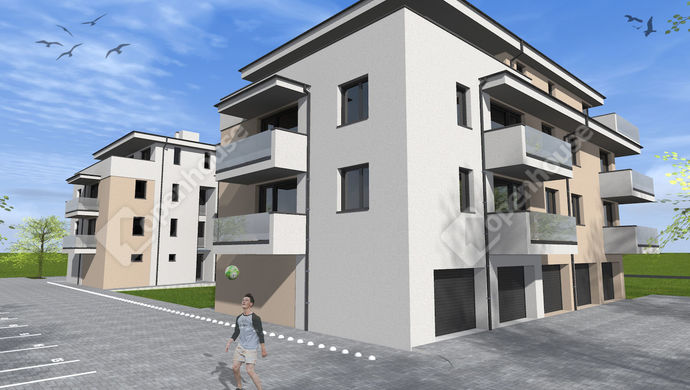 2. kép | Eladó új építésű társasházi lakás Székesfehérvár | Eladó Társasházi lakás, Székesfehérvár (#142784)