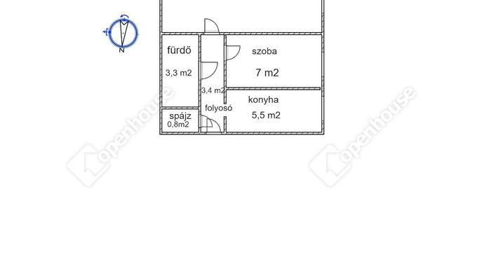 6. kép   Eladó Társasházi lakás, Nagykanizsa (#152403)