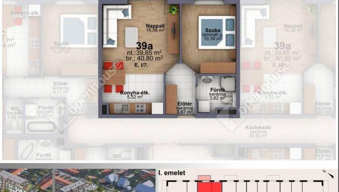 3. kép   Eladó Társasházi lakás, Szombathely (#153205)