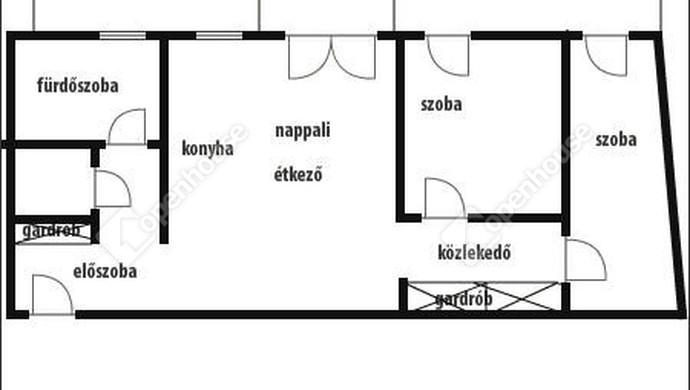 1. kép | Eladó Társasházi lakás, Sárvár (#127087)