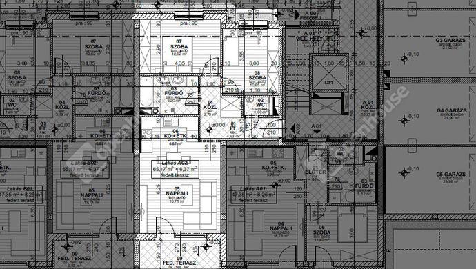 3. kép   eladó új építésű lakás   Eladó Társasházi lakás, Székesfehérvár (#135923)
