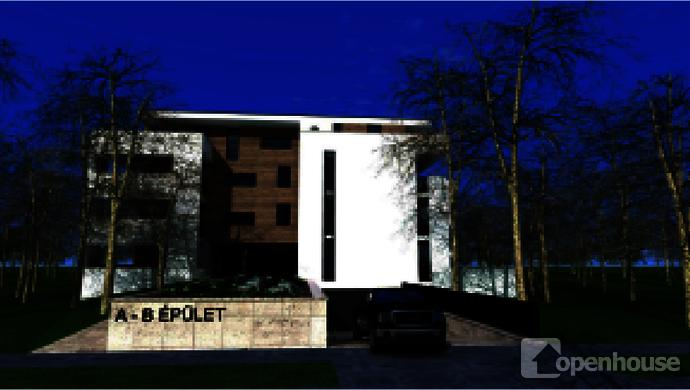 1. kép | Eladó Társasházi lakás, Sárvár (#111594)