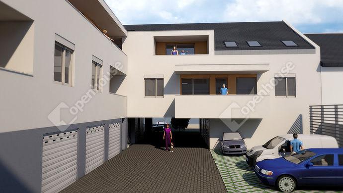 3. kép   Eladó új építésű, smart home, okos lakások Székesfehérvár belvárosánál   Eladó Társasházi lakás, Székesfehérvár (#130263)