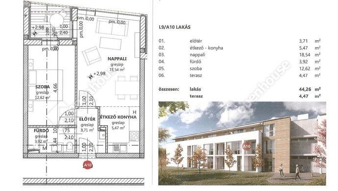 9. kép | Eladó Társasházi lakás, Siófok (#141244)