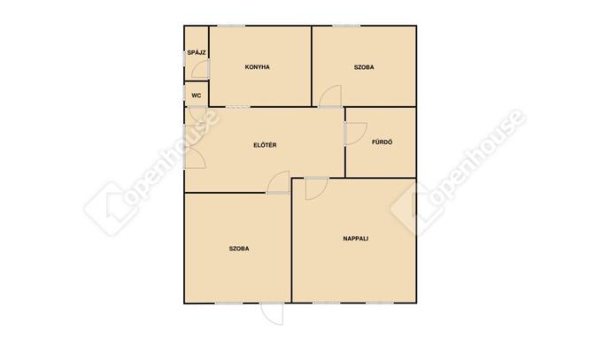 8. kép | Székesfehérvár - 95 nm - 3 szoba - Ikerház | Eladó Családi ház, Székesfehérvár (#131986)