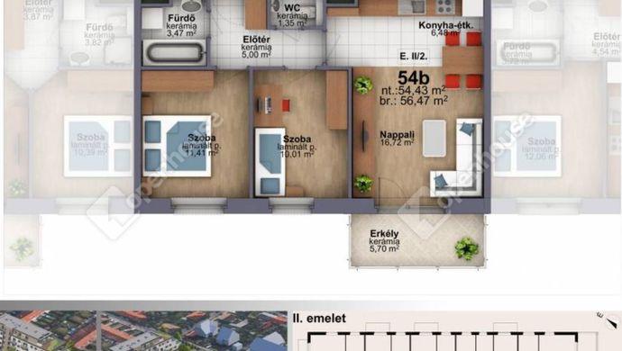 4. kép | Eladó Társasházi lakás, Szombathely (#153225)