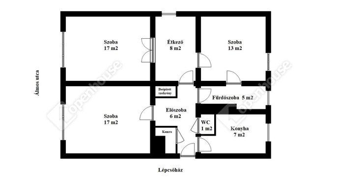 7. kép | Eladó Társasházi lakás, Miskolc (#136590)