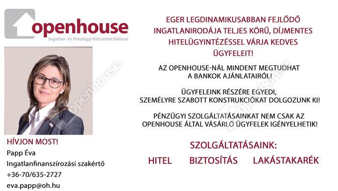 3. kép | Eladó Társasházi lakás, Eger (#138016)