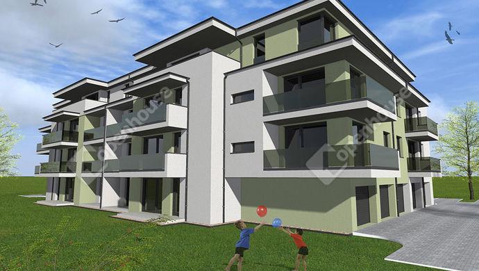 1. kép   Eladó, új építésű, tégla lakások Székesfehérvár   Eladó Társasházi lakás, Székesfehérvár (#135945)