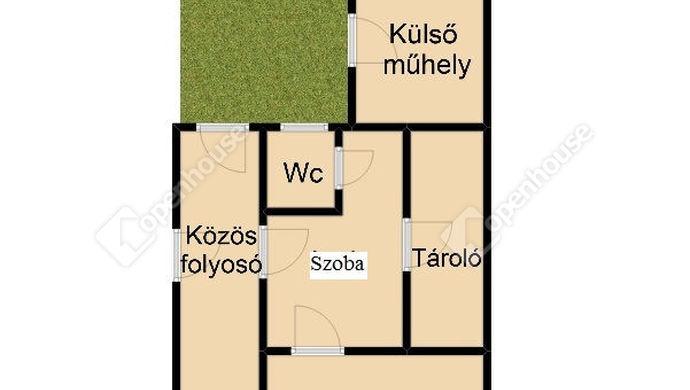 1. kép | Eladó Társasházi lakás, Mosonmagyaróvár (#136641)