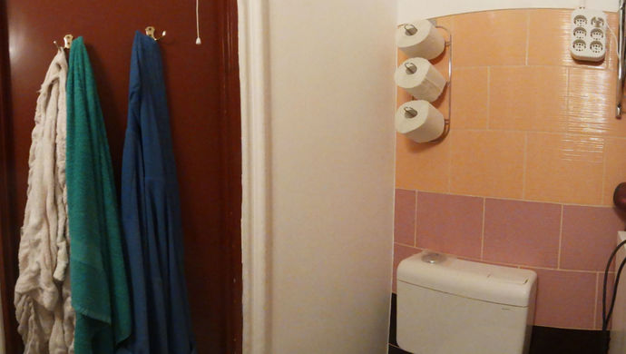 1. kép   Fürdőszoba   Eladó Társasházi lakás, Békéscsaba (#143552)