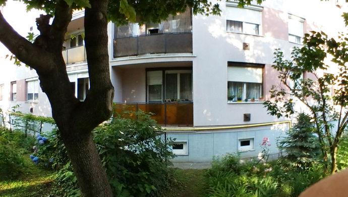 0. kép   Épület hátsó homlokzati nézet    Eladó Társasházi lakás, Zalaegerszeg (#140420)